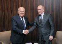 SEPP BLATTER - Putin'le Blatter buluştu