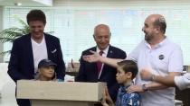 GHEORGHE POPESCU - 'Türkiye, Avrupa Futbol Şampiyonası'nı Rahatlıkla Düzenleyebilir'