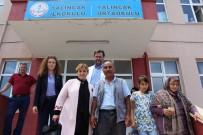 YALıNCAK - İçişleri Bakanı Süleyman Soylu'nun Eşi Hamdiye Soylu Oyunu Trabzon'da Kullandı