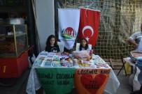 LÖSEV - İlkokul Öğrencilerinden Lösemili Çocuklar Yararına Örnek Hareket