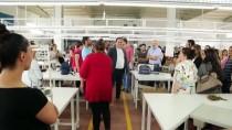 Tunceli'den Avrupa'ya Tekstil İhracatı Başladı
