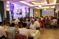 SELÇUK ÖZDAĞ - AK Parti'li Özdağ, Özdağ, Basınla İftarda Buluştu