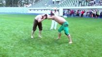 AMASYA TAMIMI - Amasya'da Geleneksel Karakucak Güreşleri