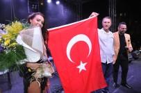BRUMA - Otilia, Festivale Geldiği Buldan'ı Salladı