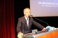 İBRAHİM HACIOSMANOĞLU - Trabzonspor'da Tüzük Değişliği