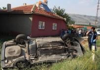 Eskişehir'de Trafik Kazası Açıklaması 2 Ölü, 2 Ağır Yaralı