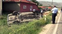 Eskişehir'de Trafik Kazası Açıklaması 2 Ölü, 2 Yaralı