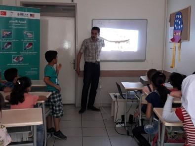 Suriyeli Çocukları Gülümseten Proje