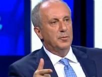 DİDEM ARSLAN - Muharrem İnce: Belediye başkan adayı...
