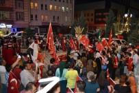 KULULU - Kulu'da 15 Temmuz Yürüyüşü Yapıldı