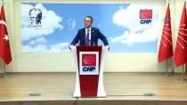 CHP KURULTAY - CHP'den Olağanüstü Kurultay açıklaması