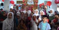 BILAL ÇELIK - Kur'an Kursu Öğrencileri Şehitleri Dualarla Yad Etti