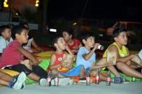 DEMET EVGAR - Aliağa'da Açık Hava Yaz Sinema Günleri Başladı
