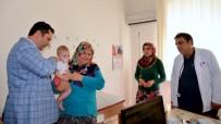 Bilge'den İlçelerdeki Sağlık Kuruluşlarına Ziyaret