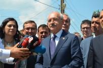 HAKARET DAVASI - Kılıçdaroğlu Açıklaması 'O Davaların Tamamını Kazanacağım'
