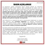 EKREM KEREM OKTAY - Kılıçdaroğlu'nun Başdanışmanı istifa etti