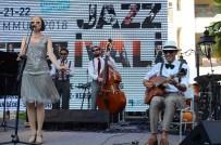 MERCAN DEDE - İzmir'de Caz Festivali Coşkusu