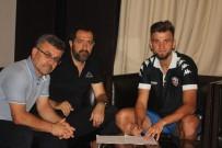 İBRAHIM KAŞ - Karabükspor İki Oyuncuyu Daha Kadrosuna Kattı