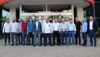 SALIH ALTUN - Trabzonspor Basketbol Kulübü'nde Abiş Hopikoğlu Yeniden Başkan Seçildi