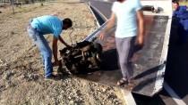 Adana'da Trafik Kazası Açıklaması 5 Yaralı