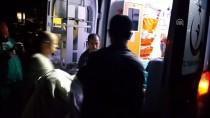 Tunceli'de Düğün Dönüşü Kaza Açıklaması 21 Yaralı