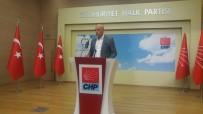 ERDAL AKSÜNGER - CHP'li Aksünger'den Kılıçdaroğlu'na Kurultay Çağrısı