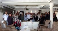 Kansev Derneği Üyelerinden Şarkikarağaç Ziyareti