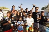 ÇAĞLA KUBAT - Ayvalık Rüzgar Sörfü Ligine Hazırlanıyor