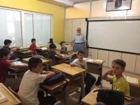 KURAN DERSİ - Bilgi Ve Kültür Evine Akyazı Müftüsünden Anlamlı Ziyaret