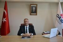 KARAYOLU TÜNELİ - DAİB Başkanı Ethem Tanrıver;  'Tarihi İpekyolu Canlanıyor'