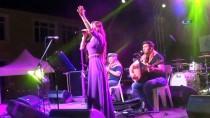 Afyonkarahisar'ın Hocalar İlçesinde Uğur Işılak Konser Verdi