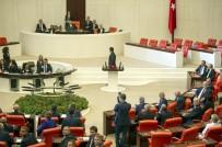 TBMM GENEL KURULU - HDP'li Barış Atay'a tepki
