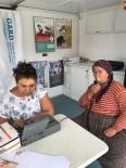 Kırşehir'in İlçelerinde Solunum Fonksiyon Testi Yapıldı