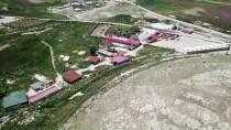 Şifa Arayanların Uğrak Mekanı 'Diyadin Kaplıcaları'