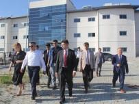 Vali Bilgin, Pınarhisar'da İncelmelerde Bulundu