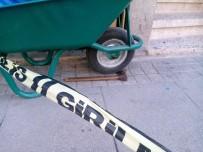 KURBAĞALIDERE - 'Eşime Baktın' dedi baltayla saldırdı