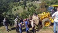 Kastamonu'da Devrilen Traktörün Altında Kalan Sürücü Öldü