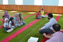 Müftü Güler'den Kuran Kursu Öğrencilerine Ziyaret