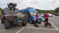HIZ LİMİTİ - Jandarmadan Kurban Bayramı Öncesinde Trafik Uygulaması