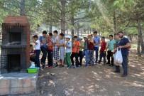 Yaz Kur'an Kursu Öğrencileri Piknikte