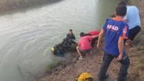 Serinlemek İçin Sulama Kanalına Giren Çoban Boğuldu