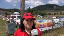 Kastamonu'da '2. Türkiye Kanyon Ve Doğa Sporları Festivali' Başladı