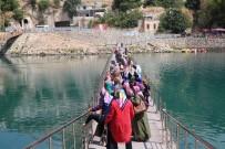 KELAYNAK - Şanlıurfa'da Kültür Gezileri Devam Ediyor