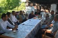 Başkan Kesimoğlu Şehit Ailesinin Bayramını Kutladı