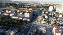 KARAYOLU TÜNELİ - Sivas'ın İlk Tünelinde Bayram Yoğunluğu