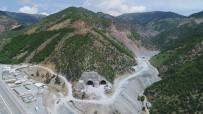 KARAYOLU TÜNELİ - Zigana Tüneli'nin 2021 Yılında Hizmete Girmesi Planlanıyor