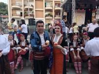 Makedonya'da 'Isparta Elması' Dağıtımı