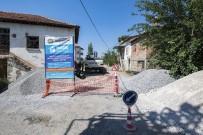 HATUNSUYU - MASKİ'den 7 Mahallede 3Bin 950 Metrelik Kanalizasyon Hattı