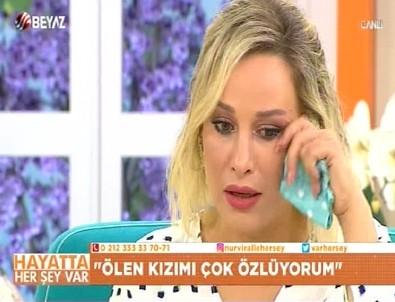 Nur Viral gözyaşlarına boğuldu