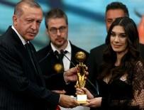 BURCU KIRATLI - Medya Oscarları sahiplerini buldu